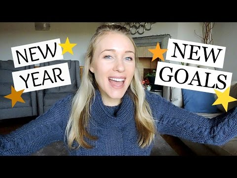 20 IDEAS FOR NEW YEAR'S RESOLUTIONS!