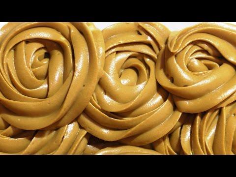 Как приготовить крем из вареной сгущенки