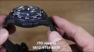 Jam Tangan Casio Pria Original AEQ 100BW 2A