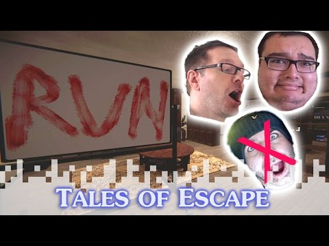 TALES OF ESCAPE! Part 1 of 2