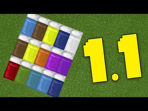 MCPE 1.1 UPDATE FULL GAMEPLAY! - The Discovery Update Full Review
