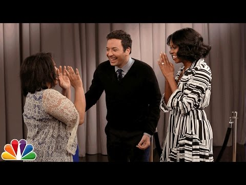 Thumbnail: Michelle Obama Surprises People Recording Goodbye Messages to Her