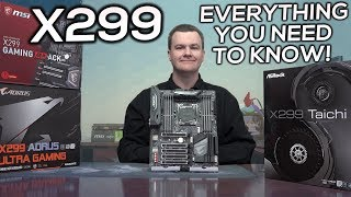 X299 Review   Is It Worth It? / Which Cpu To Buy? / Vs X399?