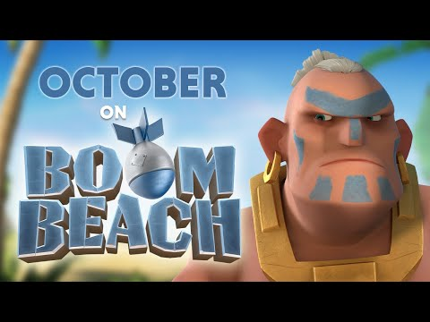 This October On Boom Beach!