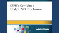 CFPB MORTGAGE SERVICER RULES