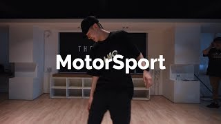 MotorSport  Migos Nicki Minaj Cardi B  Jong Ho Choreography  THE CENTER amp; FRIENDS