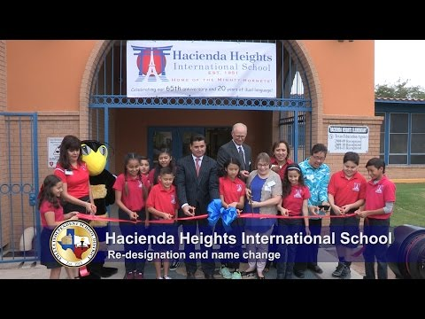 Hacienda Heights International School celebrates re-designation, anniversaries