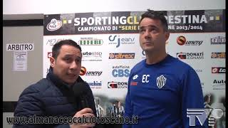 Serie D Girone E Trestina-Cannara 2-1