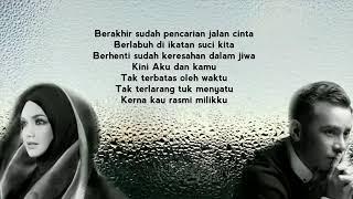 Download Lagu Dato Siti Nurhaliza Feat Judika - Kisah Kuinginkan ( Lirik ) mp3