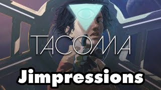 Tacoma - Christmas Duck In Space (Jimpressions) (Video Game Video Review)