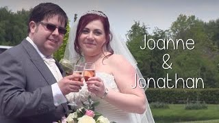 Joanne & Jonathan: Moat House Acton Trussell, Staffordshire Wedding Video
