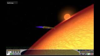 Pioneer spacesimulator: a remake of David Braben