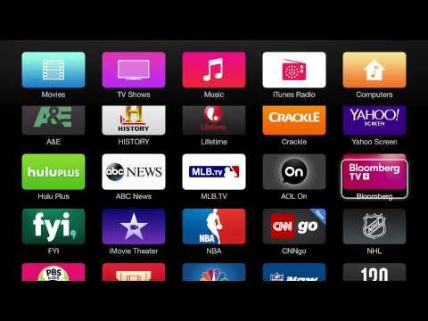 Apple TV Demo