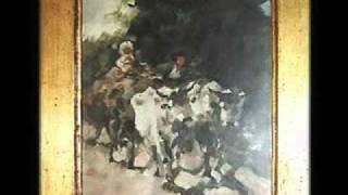 Picturi de Grigorescu (1) +Zamfir & Sissel Kyrkjebo: Seven Angels (PanFlute)