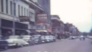 Downtown Battle Creek MI 1953
