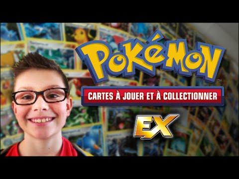 Pokemon mega pr sentation de cartes rare ex full art shiny youtube - Carte pokemon ex rare ...