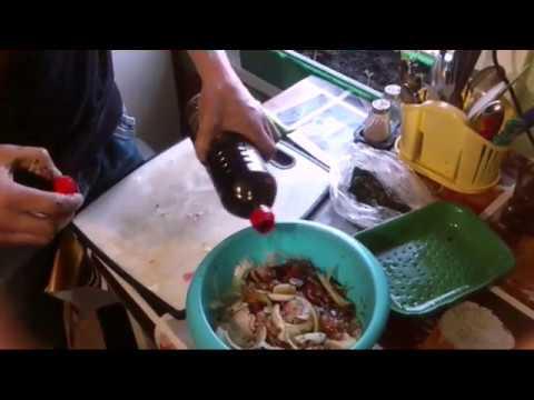 Как замариновать курицу для шашлыка в соевом соусе