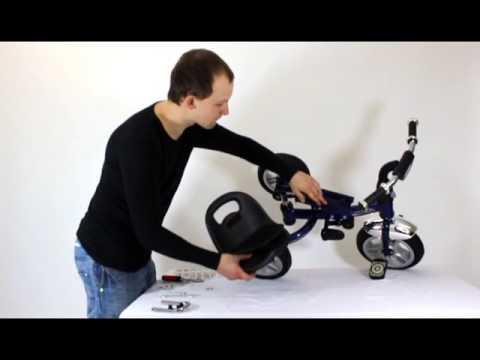 Lexx Trike VIP 4in1 Premium Kid's Tricycle