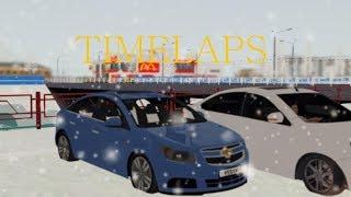Timelaps in GTA Province #2