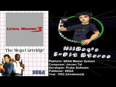 Lethal Weapon 3 (SMS) Soundtrack - 8BitStereo