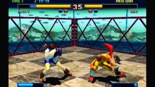 Bloody Roar 2 Gameplay