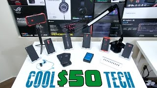 Cool Tech Under $50 - June 2015