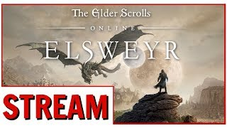 Elder Scrolls Online: Elsweyr Chapter Early Access | Necromancer Playthrough