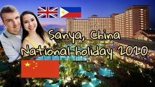 Sanya China National Holiday trip 2020 Sanya Travel Vlog Series