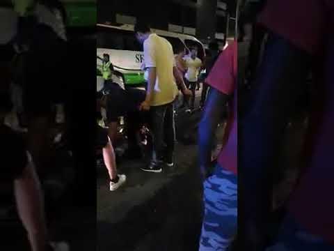 Britain Tourist VS Indian Malaysian in Penang (Part 3)