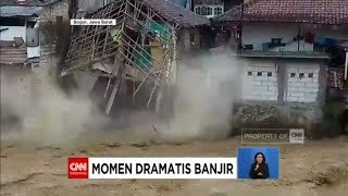 Dramatis Banjir Bogor & Katulampa