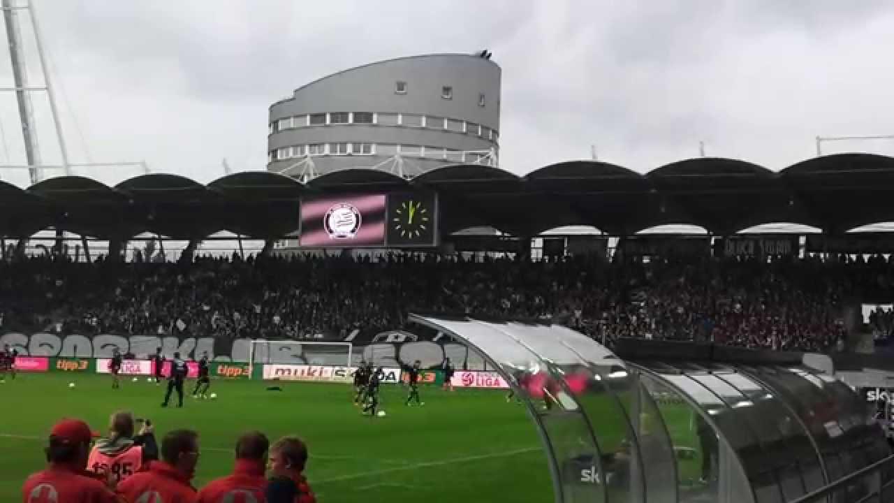 Sturm Graz Vs Salzburg