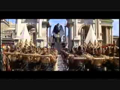 Cleopatra Part 9 1963  Cleopatras entrance into Rome