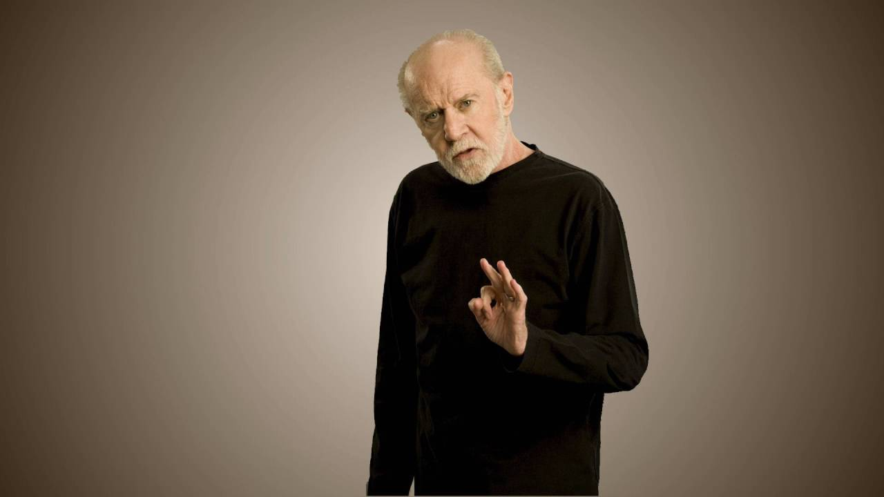 George Carlin reads Hermann Goring Quote
