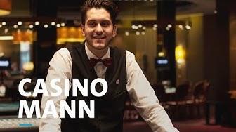 Croupier Jason lässt im Casino die Jetons tanzen | SWR Heimat | Landesschau Rheinland-Pfalz