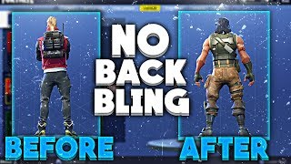 HOW TO FIX BACKBLING GLITCH IN FORTNITE SEASON 5😱