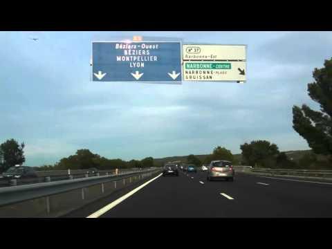 [F] A9 Perpignan - Montpellier