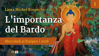 Teachings on Wednesday with Lama Michel Rinpoche at Kunpen Milan (Italian) – 2018