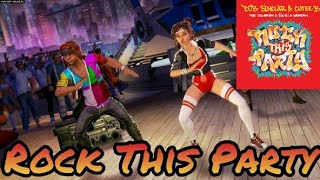 """Dance Central Special Fanmade-""""Rock This Party""""by Bob Sinclar & Cutee B"""