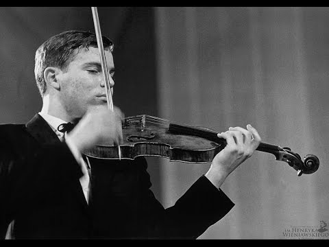 5th International Henryk Wieniawski Violin Competition 1967 - 'At Long Last...'