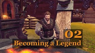 Becoming a Legend - Are you ready? 02