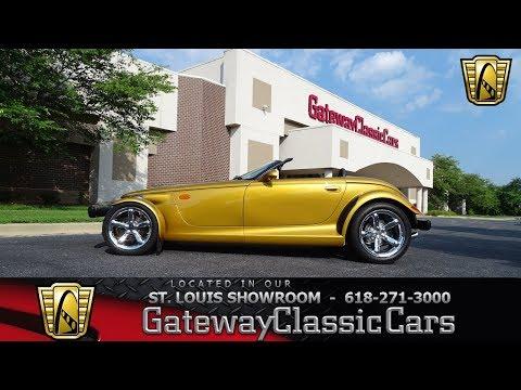#7776 2002 Chrysler Prowler Gateway Classic Cars St. Louis