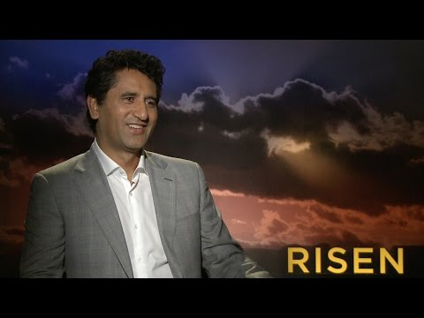 'Risen' Actor Cliff Curtis on His MonthLong Vow of Silence to Play Jesus