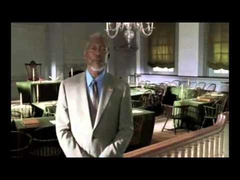 Declaration of Independence Introduction - Morgan Freeman