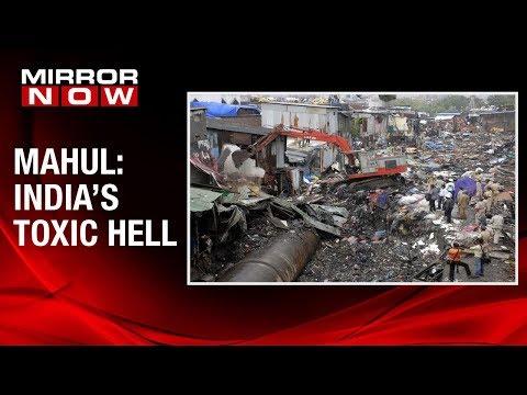 Maharashtra Government fails to provide alternative accommodation to Mahul residents