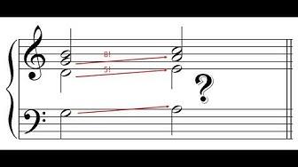 Harmonielehre IV_1 Nebendreiklänge: 6. Stufe und Trugschluss in Dur
