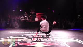 Kid Karam vs Victor Jay | Top 16 | Red Bull BC One 2015 UK Cypher | FSTV