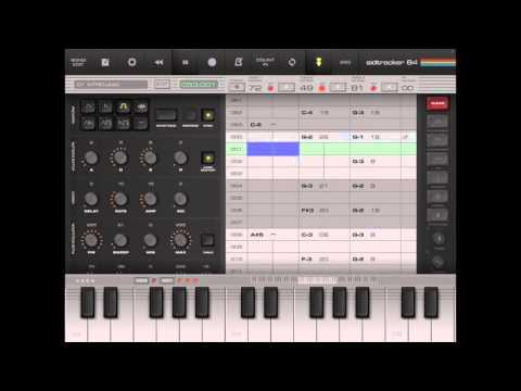 SidTracker 64 Sanxion Remix 2016 by Jason Page