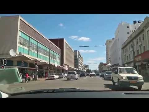 Bulawayo City Centre 2