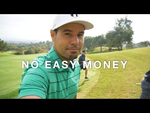PLAYING FOR SKINS WITH A FAN - ALISO VIEJO COUNTRY CLUB // PART 1