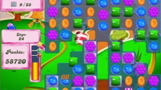 Candy Crush Saga Level 69 - No Boosters